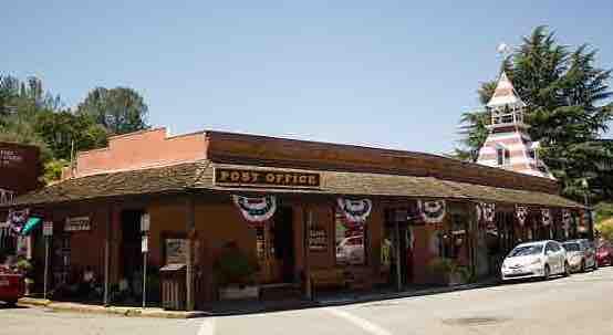 Historic Post Office In Auburn Ca May Close