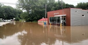 West Virginia floods disrupt postal operations, close post offices