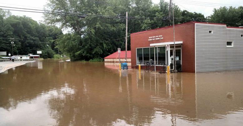 Charmco WV PO flood