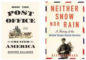 Postal books