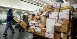 Postal Service releases financial report for May 2016: Shipping services continue to surge