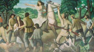 Rachel Silverthorne's Ride
