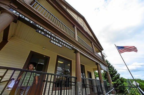 Oldest Continuously Operating Post Office In The Nation Celebrates 200th Birthday