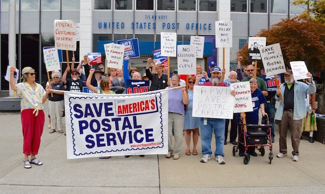 Communities And Postal Workers United Summer 2016 Newsletter