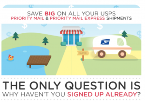 Giving Away the Store: The Postal Service discounts the mail