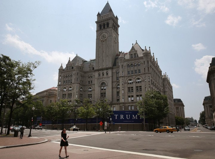 Trump Leveraged A Mere 2 4 Million In 200 Million Deal On Dc S Old Post Office And Gave His Kids A Big Stake For Free
