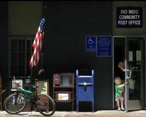 Rio Nido, CA, Post Office closure surprises longtime customers