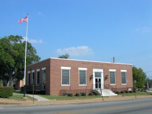 Historic post office in Wrightsville, Georgia, closes for emergency suspension