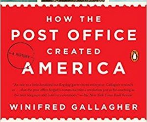 Book Nook: How the Post Office Created America