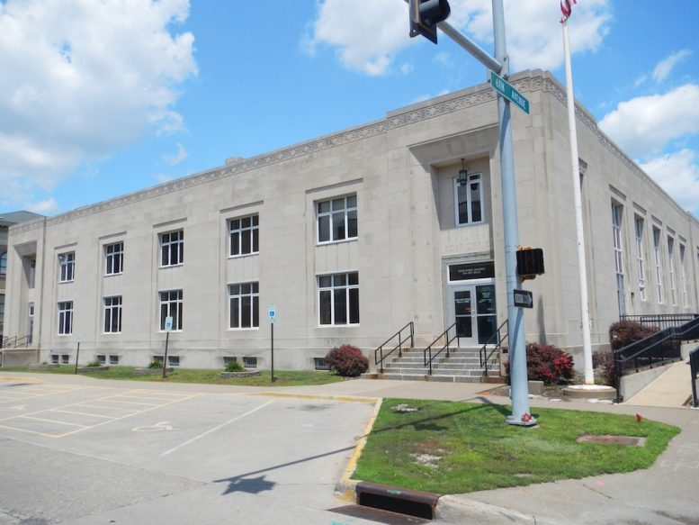 Historic Post Office In Moline Il Closed Until This Fall
