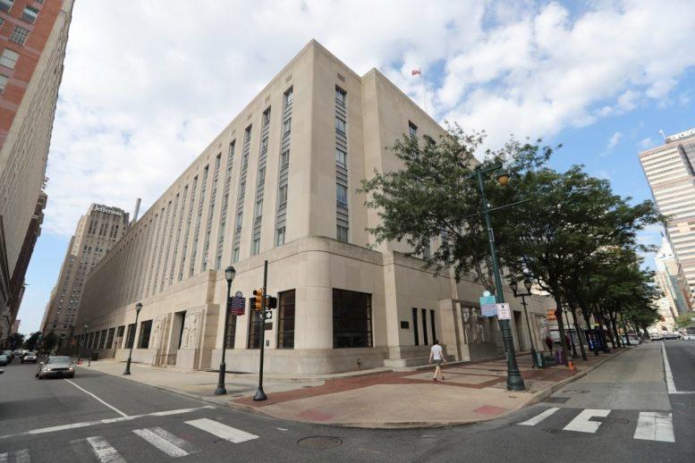 Postal Service Leaves Historic William Penn Annex Post Office Building In Philadelphia