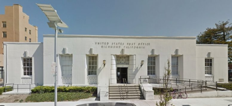 Mayor Of Richmond Calif Says Closure Sale Of Historic Post Office Is Not A Done Deal