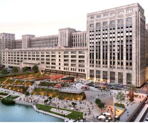 Vacant For 20 Years, Chicago's Old Main Post Office Is Now The Largest Redevelopment In The U.S.