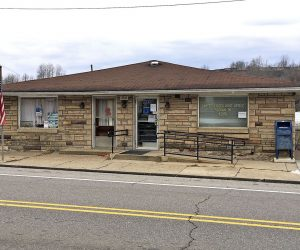 Slovan, PA, post office closed indefinitely