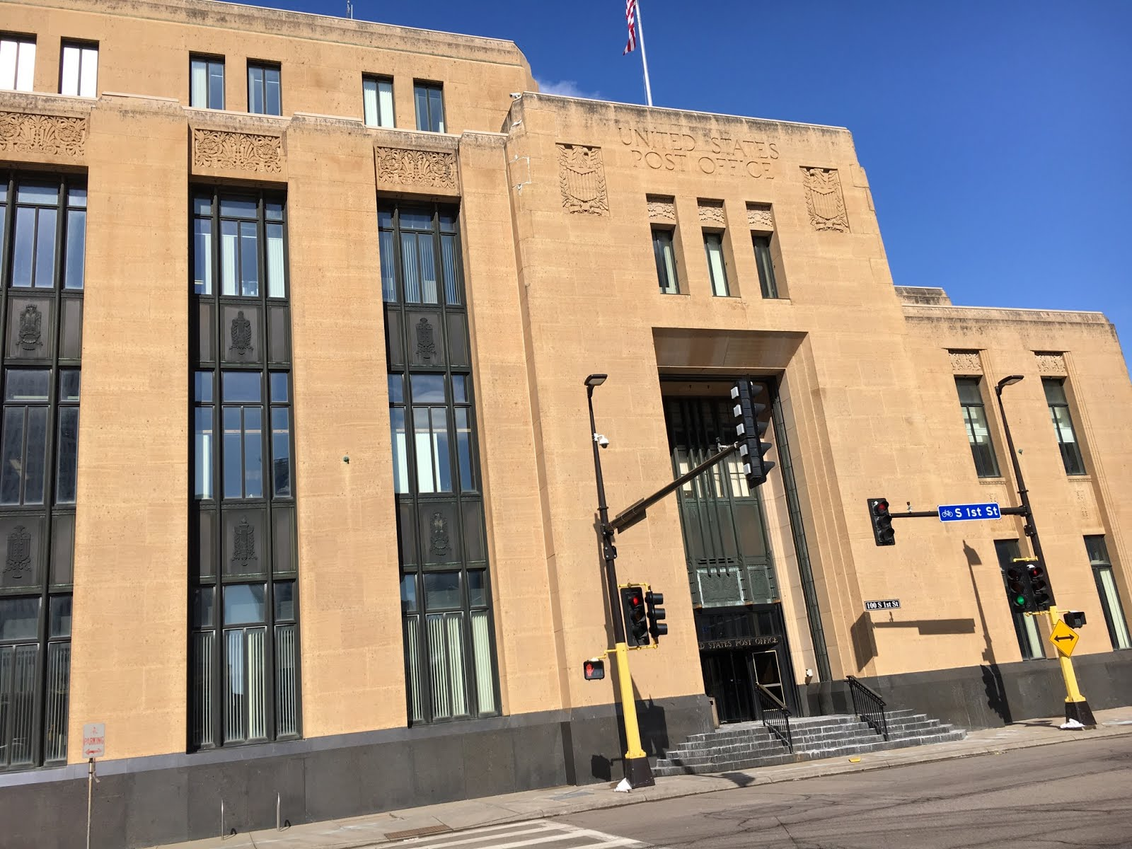 Save the Historic Minneapolis Post Office