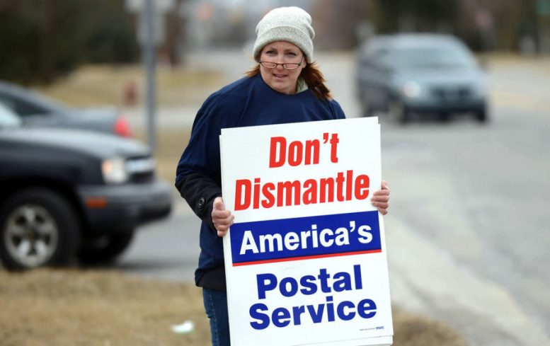 Cutbacks Have Created A Labor Shortage At Smaller Stations, And Mail  Carriers Are Struggling To Do Their Jobs.