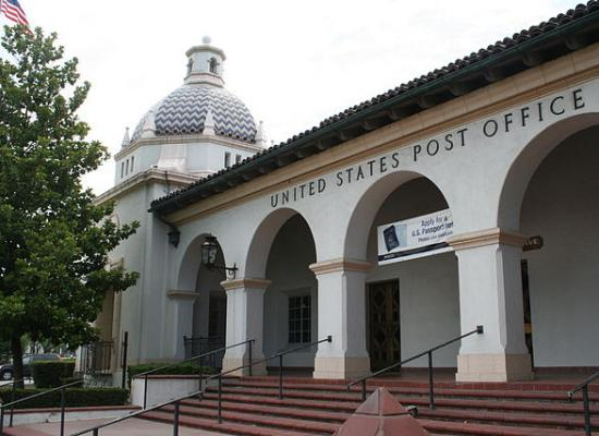 Image result for post offices in California