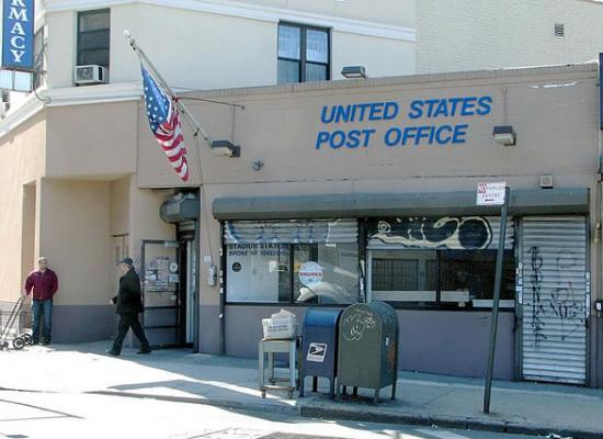 Bad weather closes three nyc post offices save the post office - Post office us post office ...