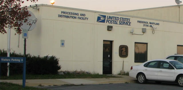 Virginia Beach Postal Service