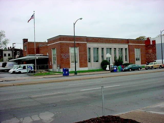 How The Postal Service Sold Richmond U2019s Saunders Station Po