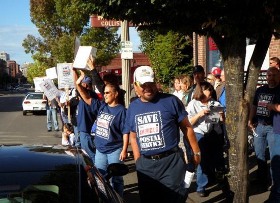 Rally In Tacoma WA