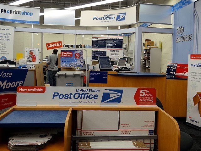 Staplizing The Post Office A Dozen Reasons To Just Say No