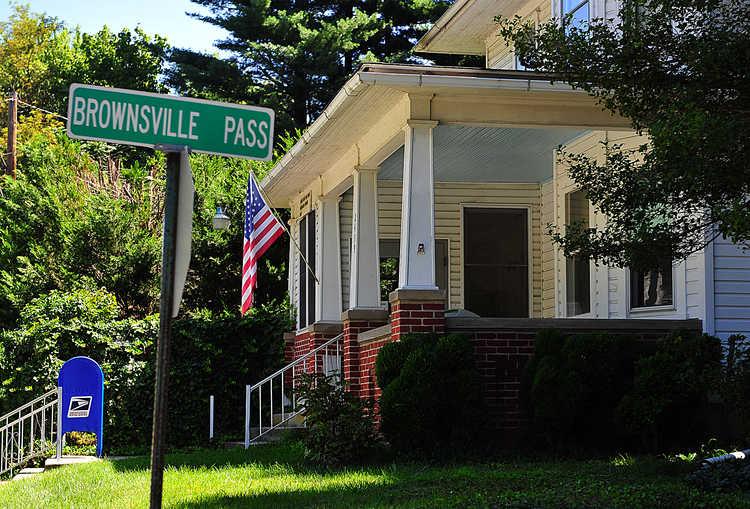 Brownsville PO