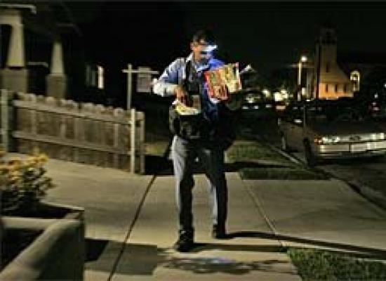 Postal workers call for end to delivery after dark save the post