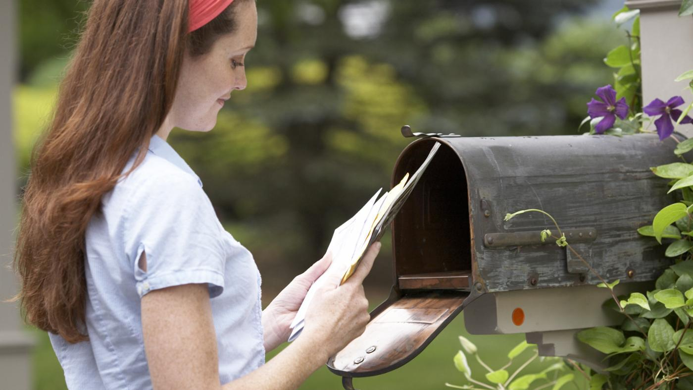 How long does the mail take? Let the Postal Service count the days