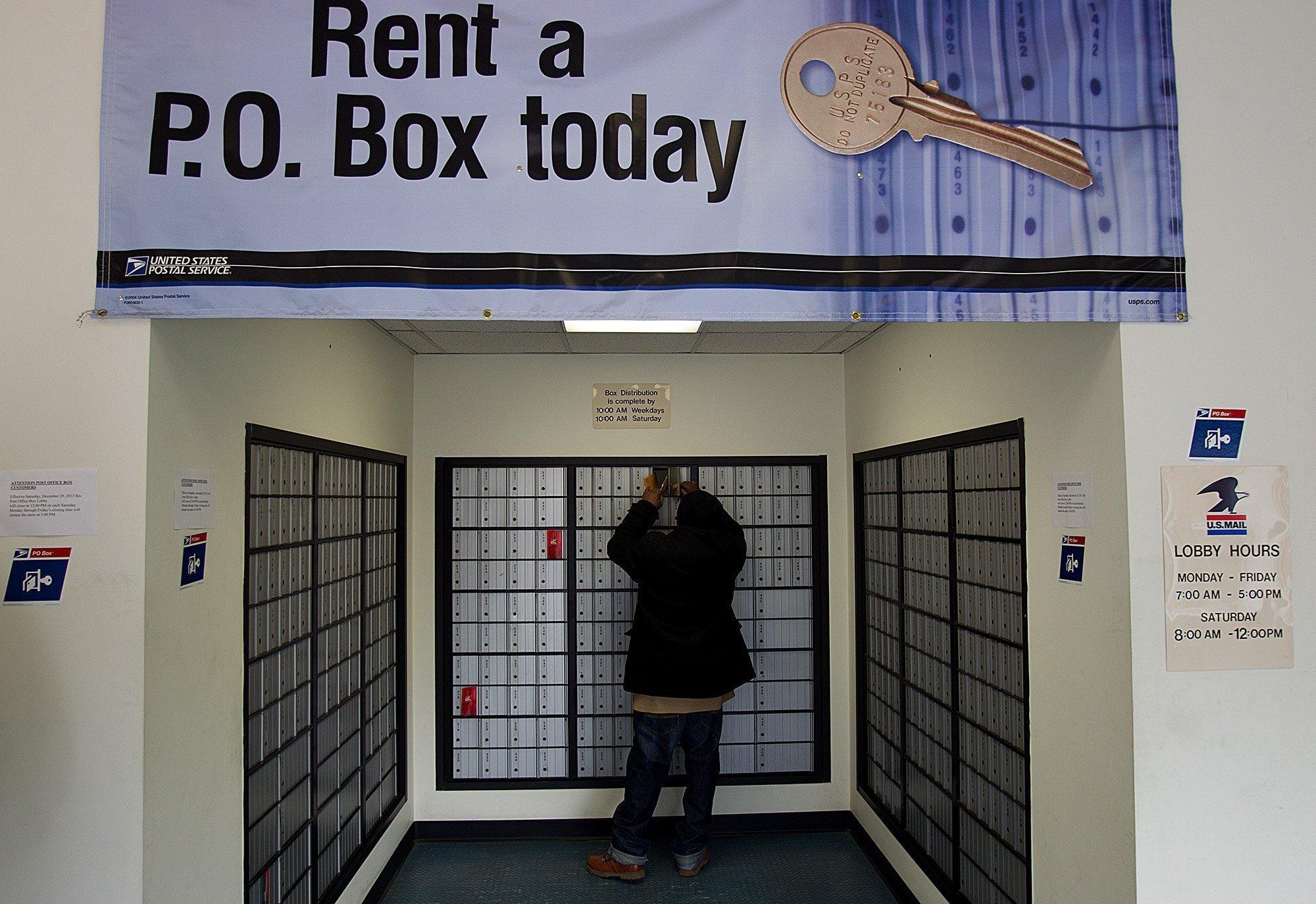 Thinking inside the PO Box
