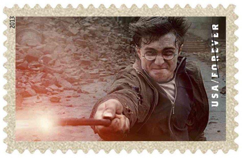 Where You Can Get Harry Potter Stamps And Where You Can T A List Map And Complaint
