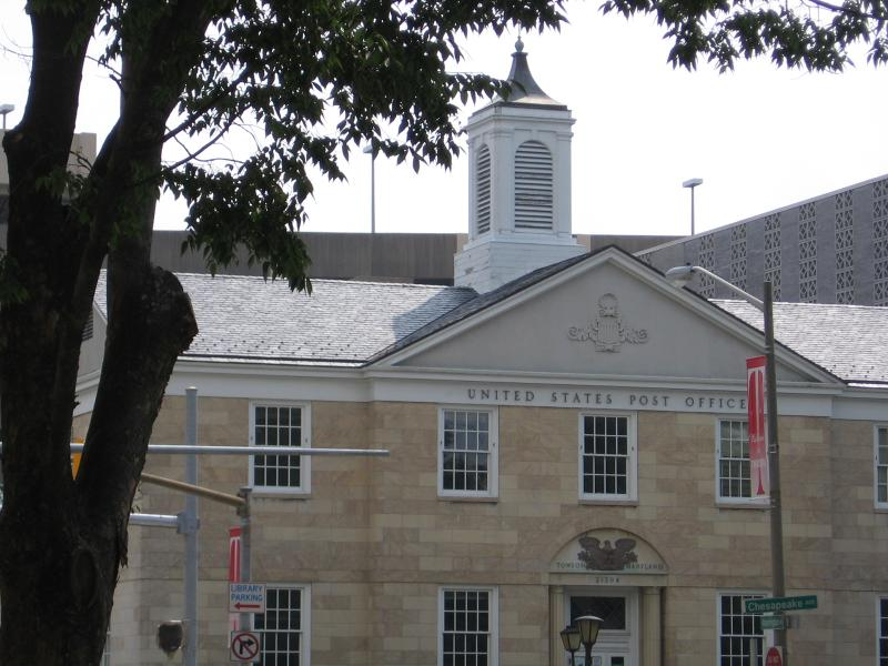 Towson Post Office